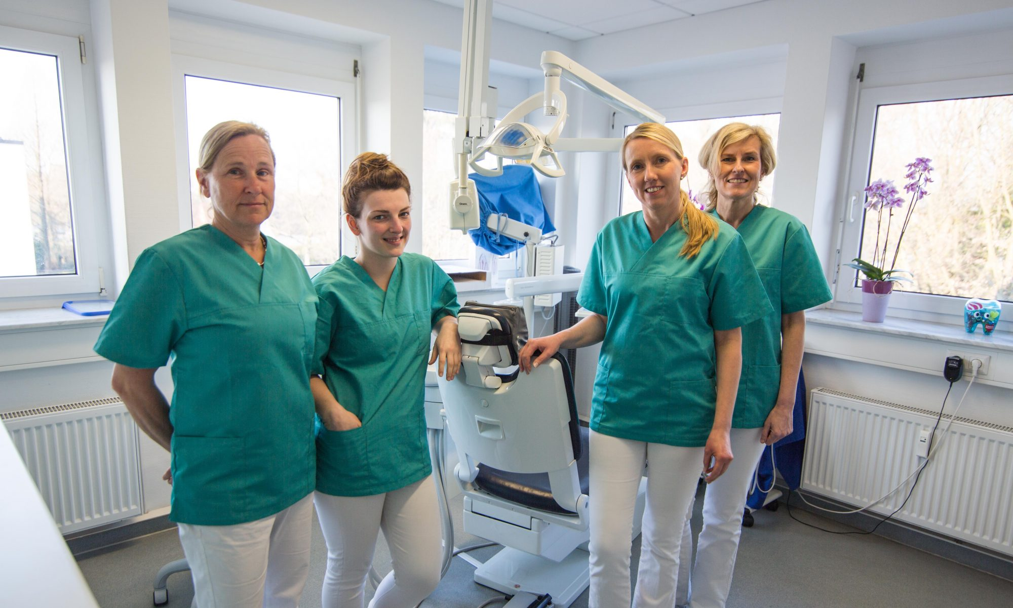 Zahnarztpraxis Schauer